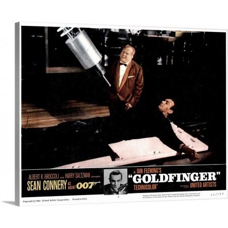 Goldfinger - Landscape